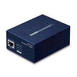 Planet Single-Port Gigabit 802.3bt PoE Splitter (12V 19 24V, 802.3bt type 4 PD)