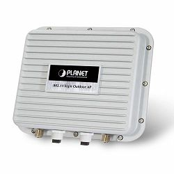 Planet 2.4GHz 300Mbps 802.11n Outdoor Wireless Access Point (2 x N-type Connector)