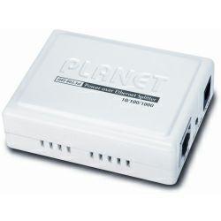 PLANET Power over Ethernet Spliter IEEE802.3af, End-Span for G-LAN (5V & 12V)