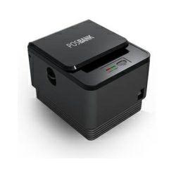 Posbank A7 termalni POS pisač (+rezač), 200mm/sec., USB/serial, crni