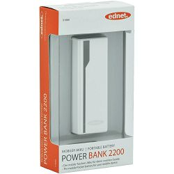 PowerBank Ednet 2200