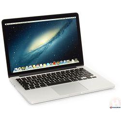 Prijenosno računalo APPLE MacBook Pro 13 Retina mf839cr/a / DualCore i5 2.7GHz, 8GB, SSD 128 GB, Intel HD Graphics, HR tipkovnica