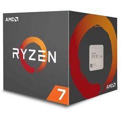 Procesor AMD Ryzen 7 8C/16T 1700 (3.7GHz,20MB,65W,AM4) box, with Wraith Spire 95W cooler
