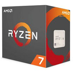 Procesor AMD Ryzen 7 8C/16T 1700X (3.8GHz,20MB,95W,AM4) box