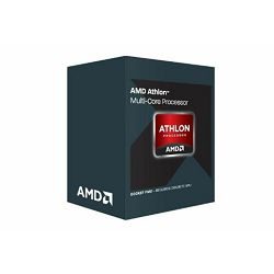 Procesor AMD CPU Kaveri Athlon X4 860K (3.7/4.0GHz Boost,4MB,95W,FM2+, with quiet cooler) box, Black Edition