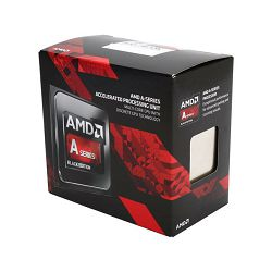 Procesor AMD Kaveri A10-Series X4 7870K (3.9/4.1GHz Boost,4MB,95W,FM2+, with quiet cooler) box, Black Edition, Radeon TM R7 Series
