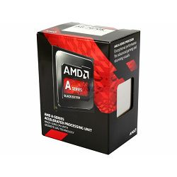Procesor AMD Kaveri A8-Series X4 7670K (3.6GHz,4MB,95W,FM2+, with quiet cooler) box, Black Edition, Radeon TM R7 Series