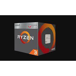 Procesor AMD Ryzen 3 2200G, 4C/4T, RX VEGA, box, AM4