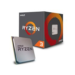 Procesor AMD Ryzen 3 4C/4T 1200 (3.1/3.4GHz Boost,10MB,65W,AM4) box, with Wraith Stealth cooler