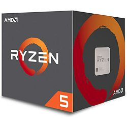 Procesor AMD Ryzen 5 1600 AF, 12nm (3.2/3.6GHz Boost,19MB,65W,AM4) box