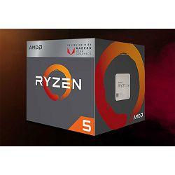 Procesor AMD Ryzen 5 2400G, RX VEGA