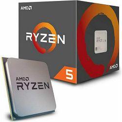 Procesor AMD Ryzen 5 2600, 3.40GHz, 16MB Cache, s.AM4, YD2600BBAFBOX
