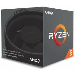 Procesor AMD Ryzen 5 1600X 6C/12T (3.6/4.0GHz Boost,19MB,95W,AM4) box
