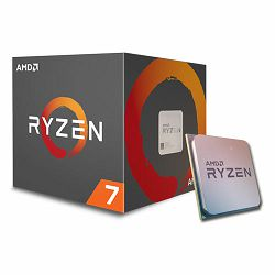 Procesor AMD Ryzen 7 1700 8C/16T (3.7GHz,20MB,65W,AM4) box, with Wraith Spire 95W cooler