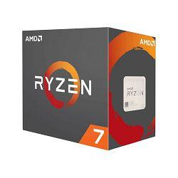Procesor AMD Ryzen 7 8C/16T 1800X (4.0GHz,20MB,95W,AM4) box
