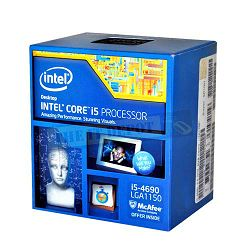 Procesor Intel Core i5 4690 (3.50GHz,1MB,6MB,84 W,1150) Box, Procesor Intel HD Graphics 4600