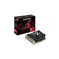 Grafička kartica PowerColor Red Dragon Radeon™ RX550 2GB GDDR5