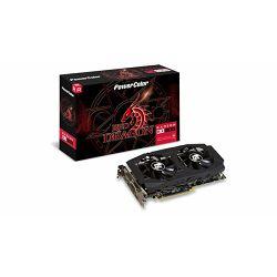 Grafička kartica PowerColor Red Dragon Radeon RX 580 8GB GDDR5
