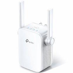 AC1200 Wi-Fi Range Extender, Wall Plugged,  867Mbps at 5GHz + 300Mbps at 2.4GHz, 802.11ac/a/b/g/n, 1 10/100M LAN, WPS button, 2 fixed antennas, Range Extender/AP mode, Intelligent Signal Light, Access