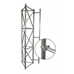 Retis Construction aerial bracket for Retis M435 2m long