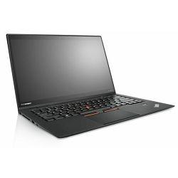 Laptop Refurbished Lenovo Thinkpad X1 Carbon (4th Gen) i5-6300U, 8GB, 180M2, WQHD, Win8Pro_COA