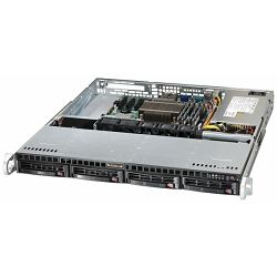 Refurbished Server Rack SuperMicro 813MTQ-600CB 2xXeon 5502 80GB RAM 4x 146GB 3.5