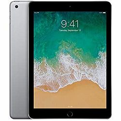 Refurbished Apple iPad 5th Gen, 128GB, Wifi Cellular, Space Gray