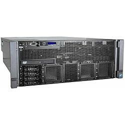Refurbished Server Rack Dell PowerEdge R910 4xE7-8837 64GB 4x2,5' 3xPSU