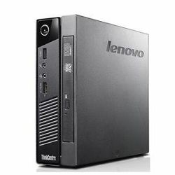 Refurbished Lenovo M73 Tiny i3-4130T 4GB 320 DVD W7P_COA