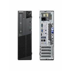 Računalo Rennowa Lenovo M92p SFF i5 3470 4GB 240GB SSD 250GB HDD DVD WIN COA