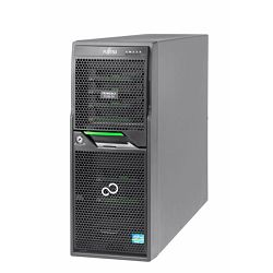 Refurbished Server StandAlone Fujitsu TX150 S8 E5-2407 16GB 2x300GB DVD RDX 450w