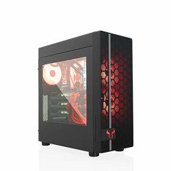 Riotoro Compact Mid Tower ATX Case