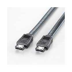 Roline eSATA ext. kabel, 1.0m