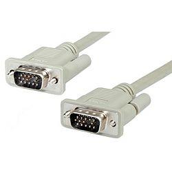 Roline monitor kabel, HD15 M,M, 6.0m