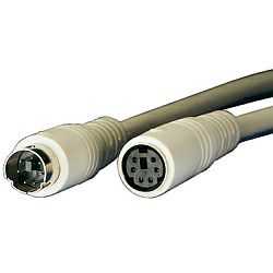 Roline produžni kabel za tipkovnicu,miša PS,2 M-F, 6.0m