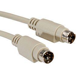 Roline produžni kabel za tipkovnicu PS,2 M-M, 1.8m