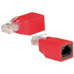 Roline RJ45 crossover adapter UTP, Cat.5e