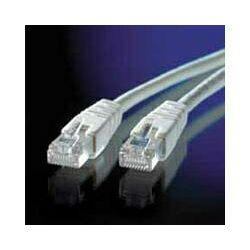Roline S,FTP (PiMF) mrežni kabel oklopljeni Cat.6, 3.0m, sivi