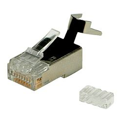 Roline STP konektor RJ-45 Cat.6 shielded (pakiranje 10 kom.)