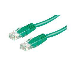 Roline UTP mrežni kabel Cat.5e, 10m, zeleni