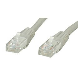 Roline UTP mrežni kabel Cat.6, 5.0m, sivi
