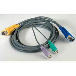 Roline VALUE KVM kabel (PS,2), 3.0m (za 14.99.3222,3223)