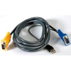 Roline VALUE KVM kabel (USB), 3.0m (za 14.99.3222,3223)