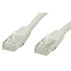 Roline VALUE Patch kabel Cat 5e UTP 0.5m sivi (24AWG)