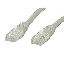 Roline VALUE UTP mrežni kabel Cat.5e, 20m, sivi