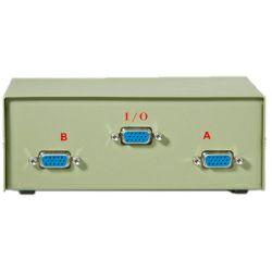Roline VGA preklopnik 2×VGA HD15