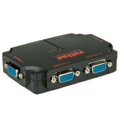 Roline Video distributor, 1 računalo ista slika na 4 monitora (450MHz)
