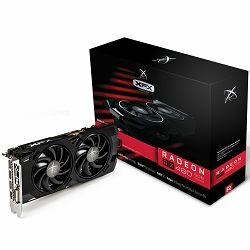Grafička kartica XFX AMD Radeon RX 480 RS GDDR5 4GB/256bit, 1266MHz/7000MHz, PCI-E 3.0 x16, HDMI, DVI, 3xDP, DD 2X cooler (Double Slot), Backplate, Retail