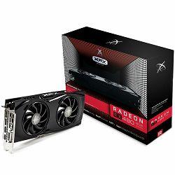 Grafička kartica XFX AMD Radeon RX 480 GTR GDDR5 8GB/256bit, 1338MHz/8000MHz, PCI-E 3.0 x16, HDMI, DVI, 3xDP, DD 2X cooler LED(Double Slot), Backplate, 3+2 Warranty, Retail