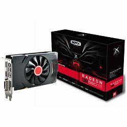 Grafička kartica XFX AMD Radeon RX 560 Single Fan 4GB (1295 Mhz, 128 bit, GDDR5, SF Fansink, HDMI, DVI)